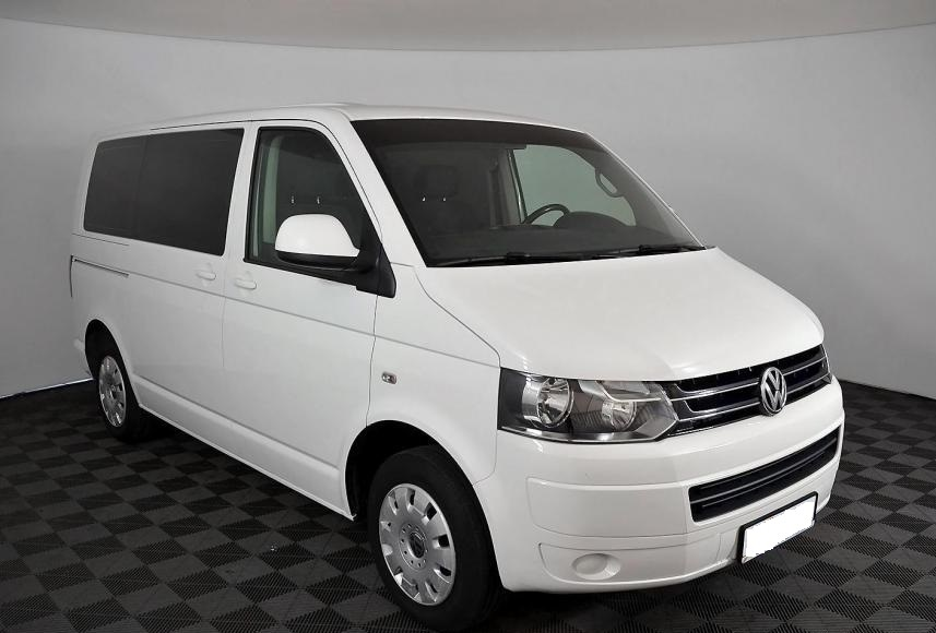 Volkswagen Caravelle (Фольксваген каравелла)